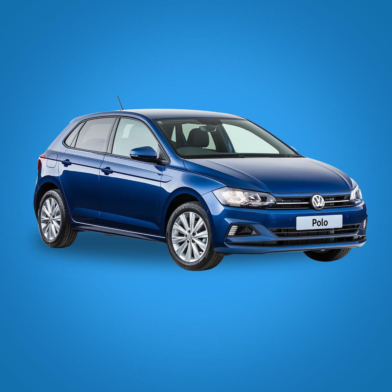 Win a brand new VW Polo