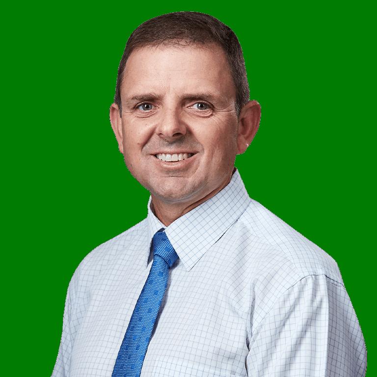 Nick McBride MP
